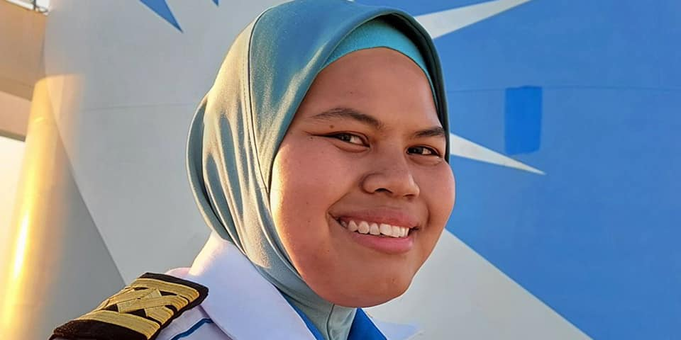 MISC Berhad appoints first female captain of an LNG carrier.