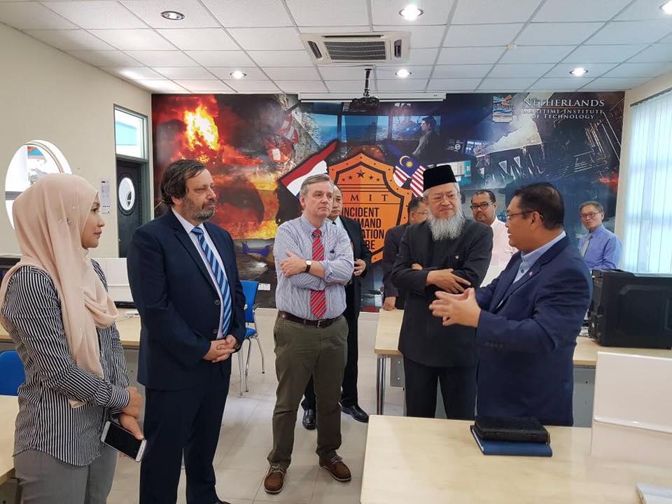 Visit & Discussion with Johor Petroleum Development Corporation Berhad (JPDC)