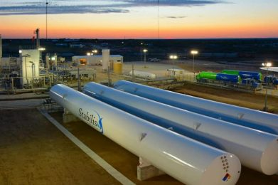 US-based provider of liquified natural gas (LNG) and hydrogen services Stabilis Solutions
